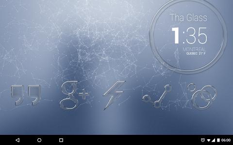Tha Glass - Icon Pack v3.6