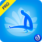 Daily Yoga Abs Advanced (PRO) icon