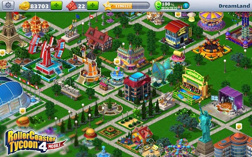 RollerCoaster Tycoon® 4 Mobile Screenshot 30