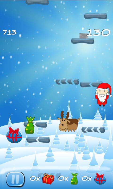app²santa jumper - screenshot