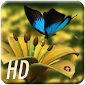Lily HD 3D Live Wallpaper icon