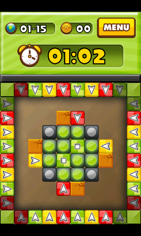 Blokis - Match 3 Block Explode - screenshot