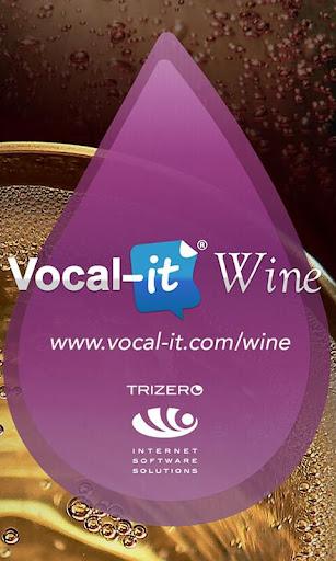 Vocal-it Wine