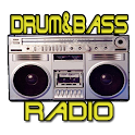 DRUM AND BASS & DUBSTEP RADIO icon