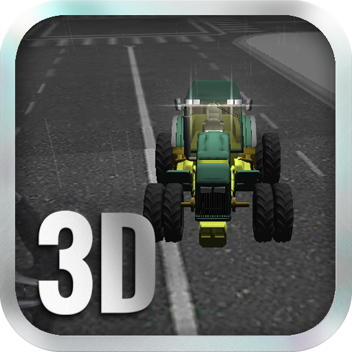 村拖拉機模擬器 模擬 App LOGO-APP試玩