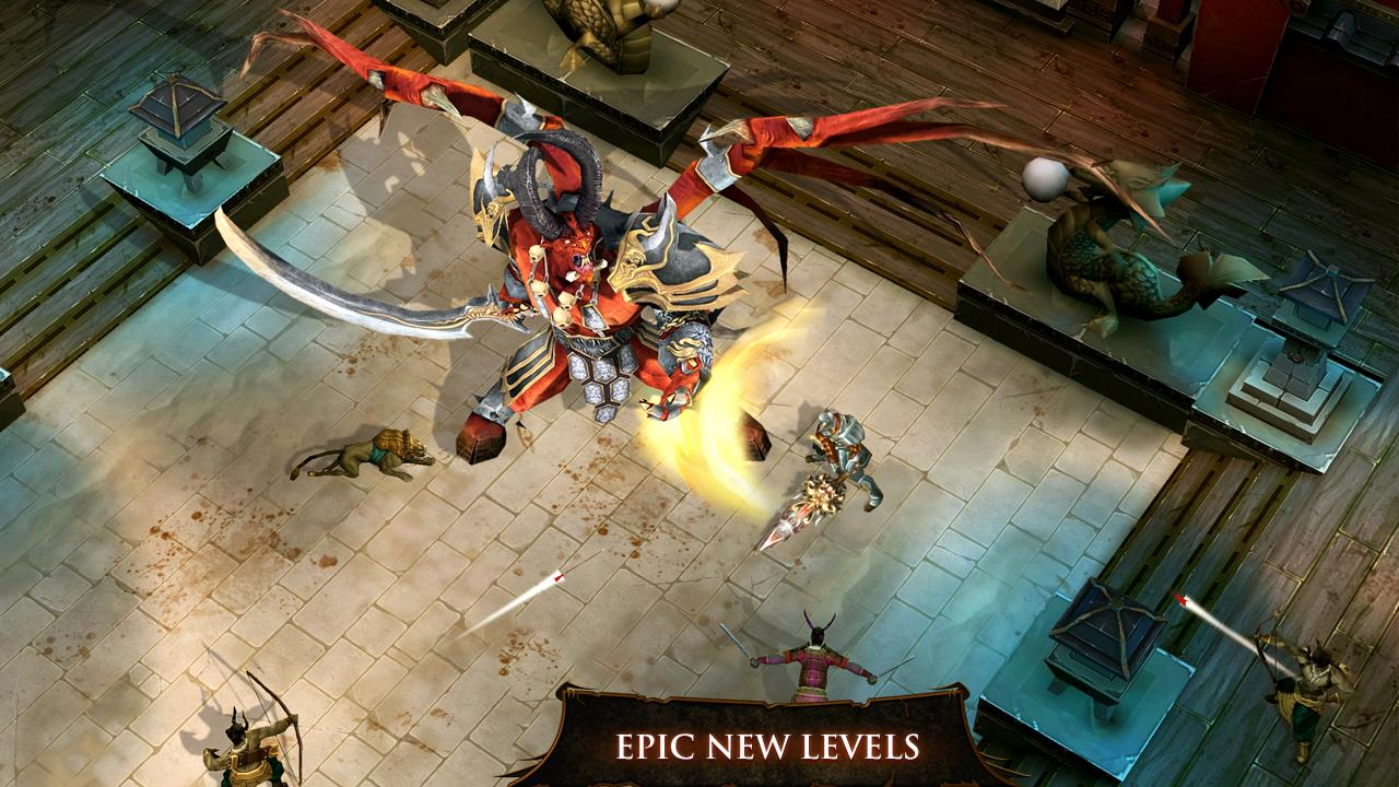 Dungeon Hunter 4 - screenshot