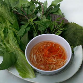 Classic Vietnamese Dipping Sauce.