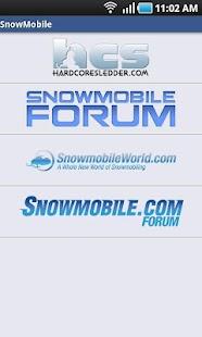 SnowMobile.Com Free - screenshot thumbnail