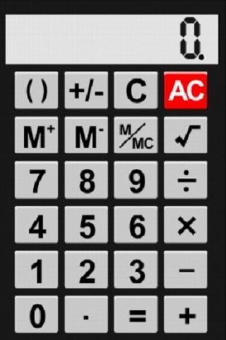 Calculator Simple