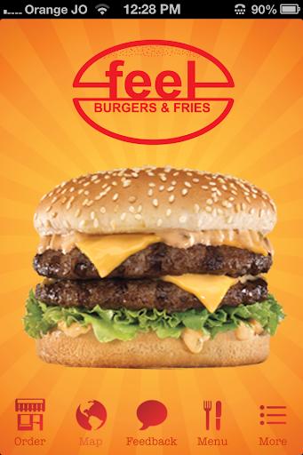 Feel Burger Jordan