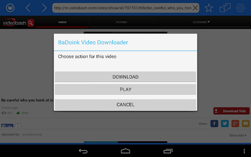 BaDoink Video Downloader - screenshot thumbnail