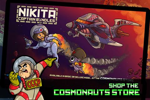Cosmonauts- screenshot