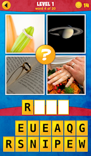 4 Pics 1 Word: Impossible Game - screenshot thumbnail
