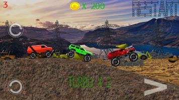 Screenshot of Xtreme Monster Truck Racing