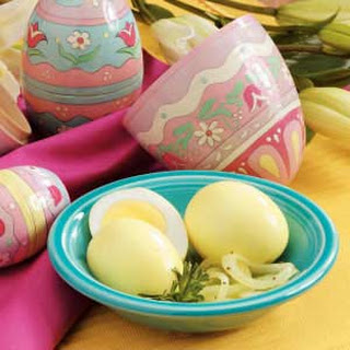 German-Style Pickled Eggs.