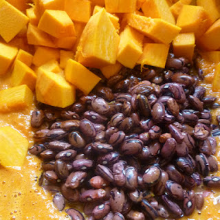 Pumpkin and Rio Zape Bean Soup