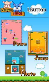 Mini-game story