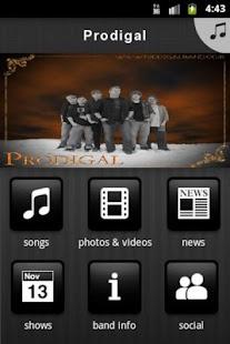 Prodigal - screenshot thumbnail