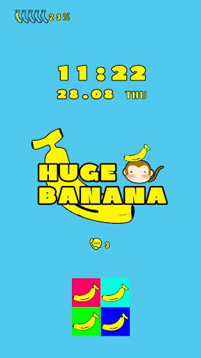 Monkey Banana Live LockerTheme