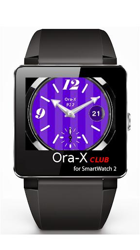 Ora-X 912 Purple