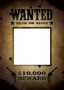most wanted photo poster frame screenshot thumbnail - Most Wanted Picture Frame