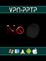 Screenshot of VPN-PPTP
