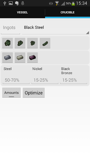 【免費工具App】TerraFirma Alloy Optimizer-APP點子