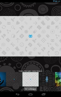 ROM Wallpapers - screenshot