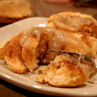 Bisquick Glazed Cinnamon Rolls