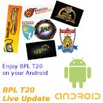 BPL T20 Cricket Live Update 2.0 Apk