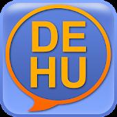 German Hungarian dictionary