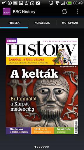 BBC History magyar kiadás
