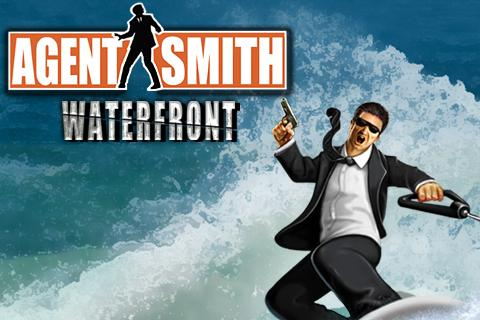 Agent Smith Waterfront Trial