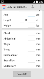 免費下載健康APP|Body Fat Calculator app開箱文|APP開箱王