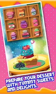 甜點製造商 — — 烹飪比賽