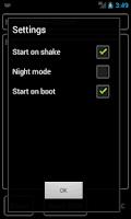 Screenshot of WalkDriveSMS
