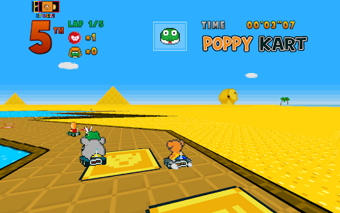Poppy Kart - screenshot thumbnail