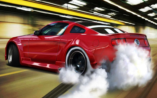 Car Drift Racing wallpaper
