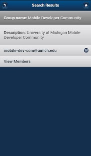 University of Michigan - screenshot thumbnail