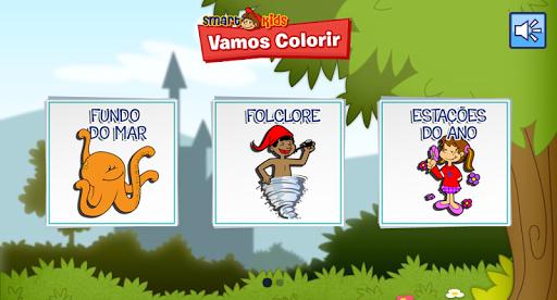 Vamos Colorir Smartkids 1.2 screenshots 9