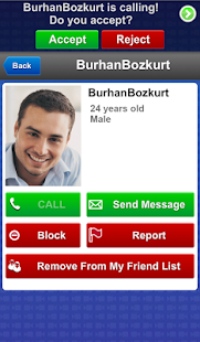B-Messenger (Video Chat) - screenshot thumbnail
