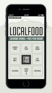 LocalFood Colorado Springs- screenshot thumbnail