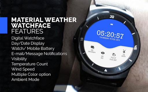 Material Wear For Lg g Watch