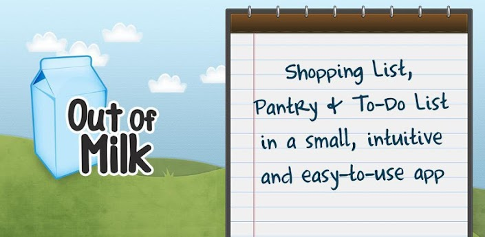 Out of Milk Shopping List APK v4.0.4 PRO