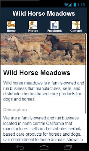 Wild Horse Meadows