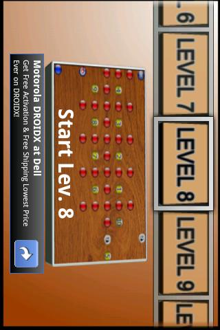 Ball Balance Game - screenshot