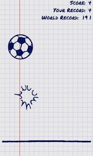 Juggle the Doodle Free Screenshot 1