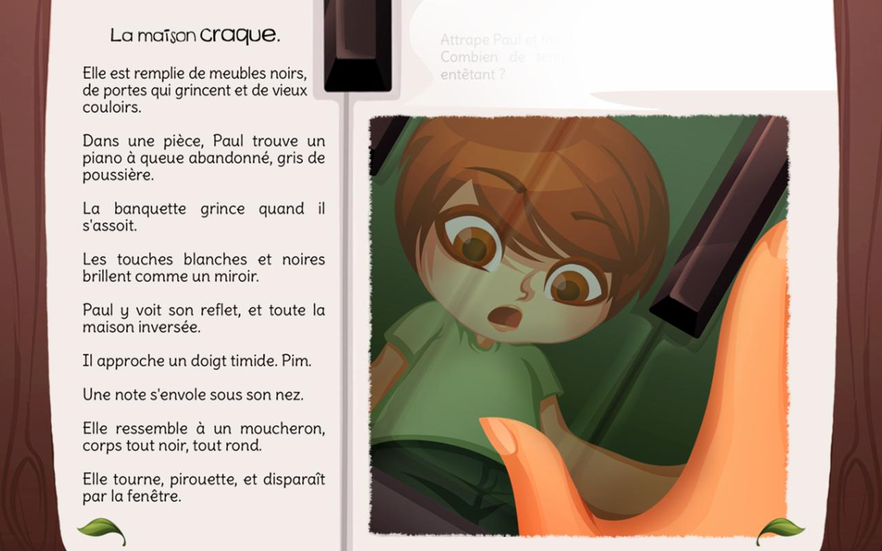 Mystérieux habitants - extrait- screenshot