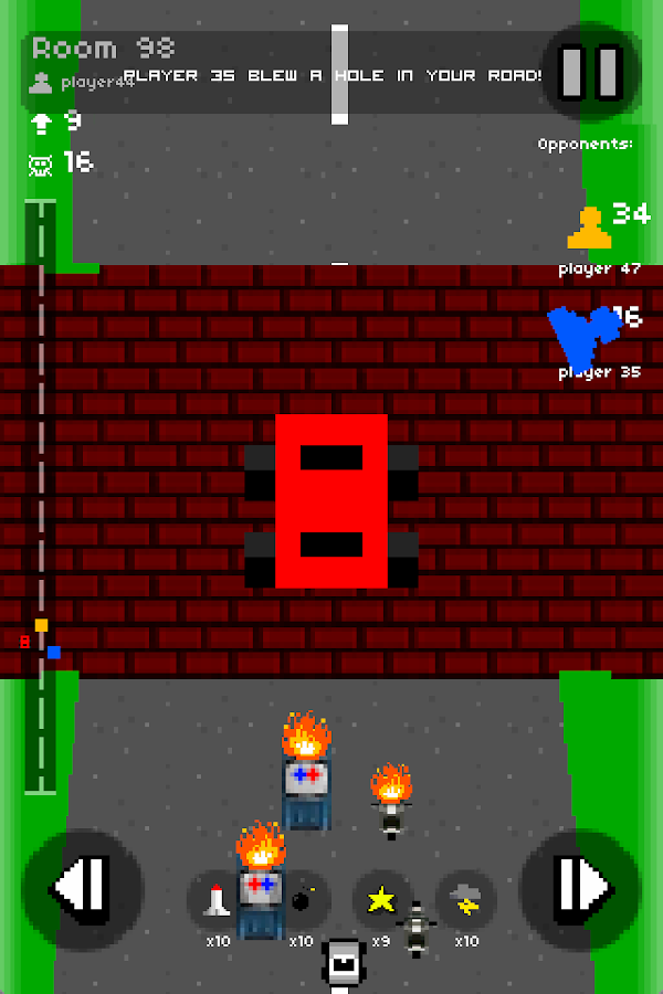 Crash n Dash- screenshot