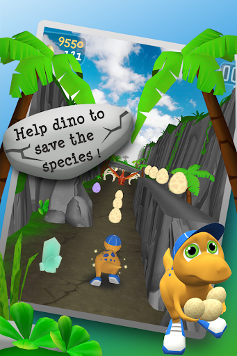 【免費街機App】Dino Lost Canyon-APP點子